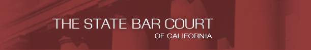 The State Bar Court of California